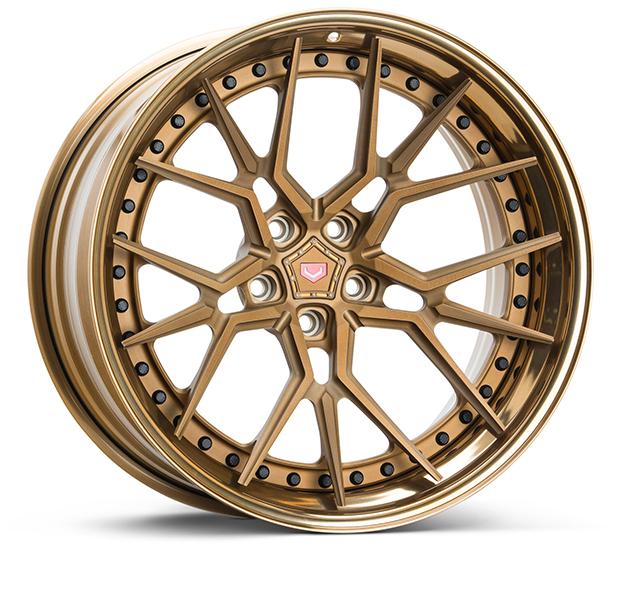 M-X3 3 piece Brickell Bronze