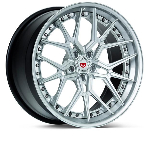 M-X3 3 piece Gloss Silver