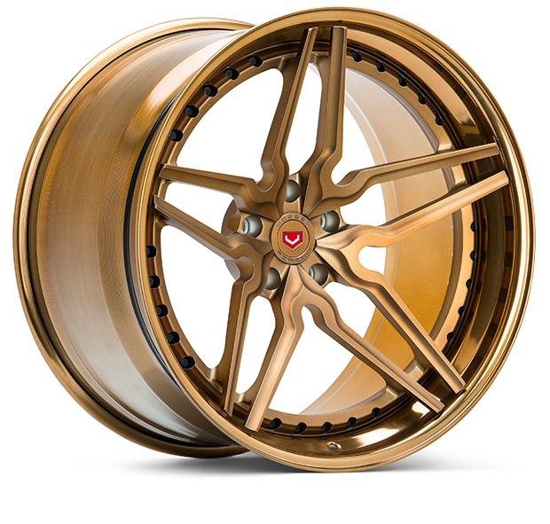 HC2 3 P Brickell Bronze