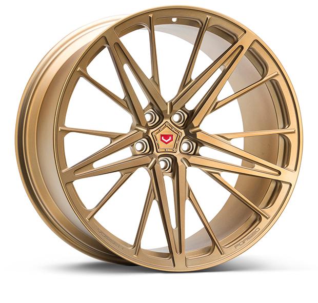M-X6 Matte Brickell Bronze