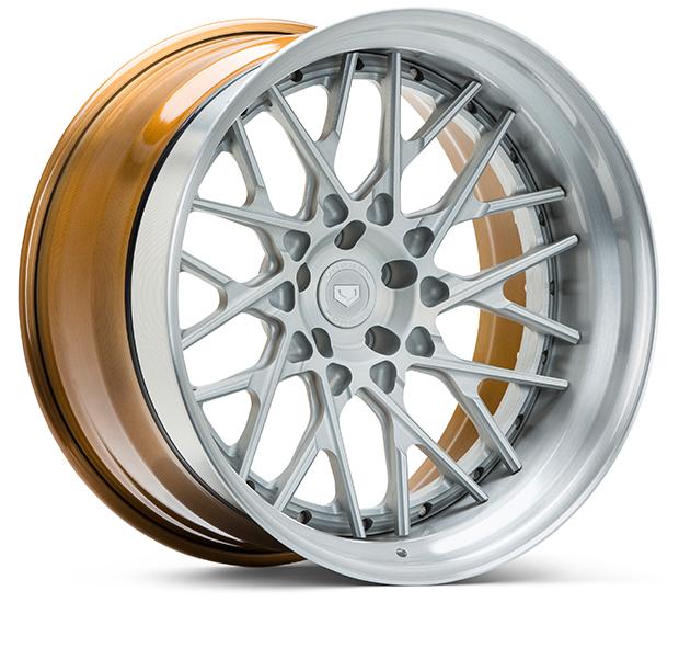 S17 07 3P Gloss Silver