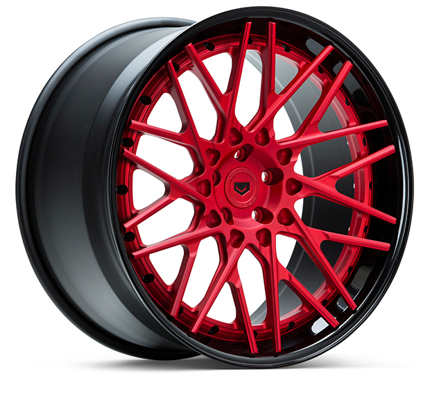 S17 07 3P Scarlet Red