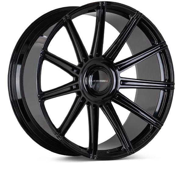 S17-12 Gloss Black