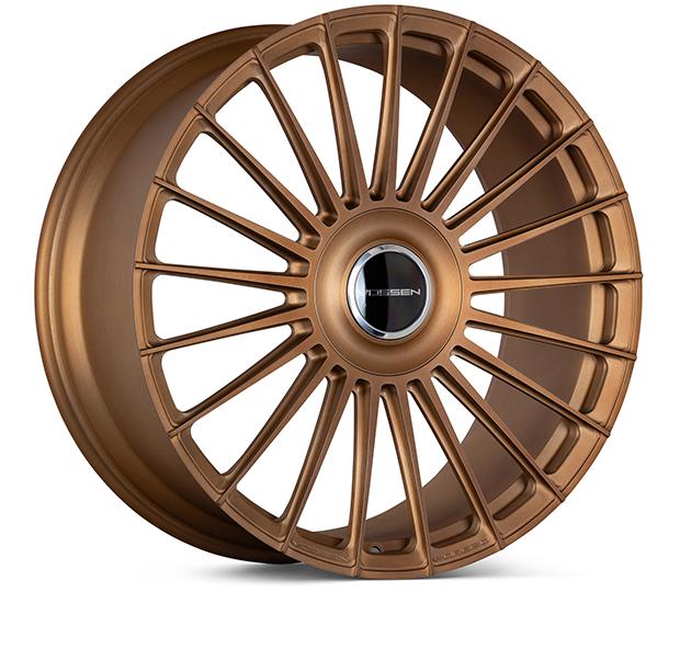 S17-13 Matte Brickell Bronze