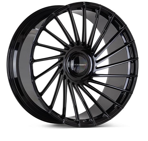 S17-13T-C25 Gloss Black