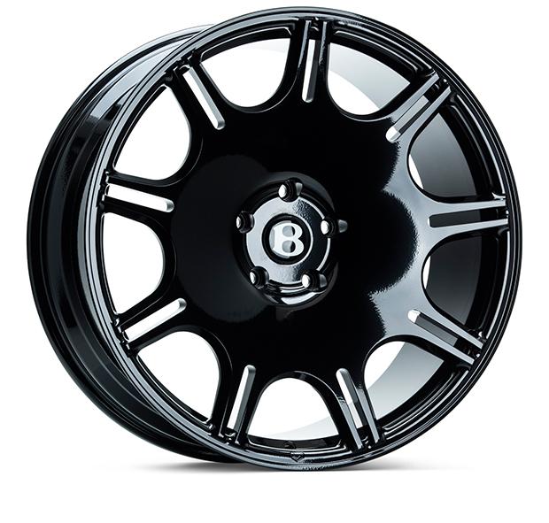 VPS-312 Gloss Black