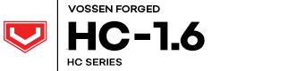 Vossen Forged HC-1.6 logo