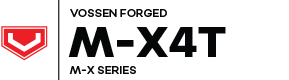 Vossen Forged MX-4T logo