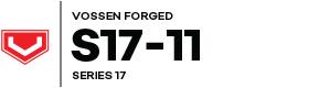 Vossen Forged S17-11 logo