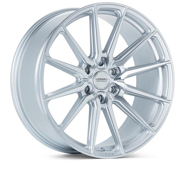 HF6-1 Silver Polished