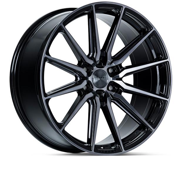 HF6-1 Tinted Gloss Black