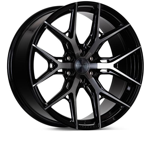 HF6-4 Tinted Gloss Black