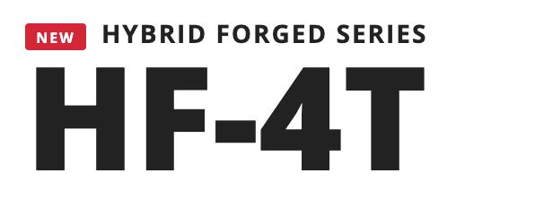 Vossen Forged HF-4T logo