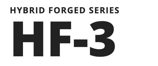 Vossen Wheels HF-3 logo