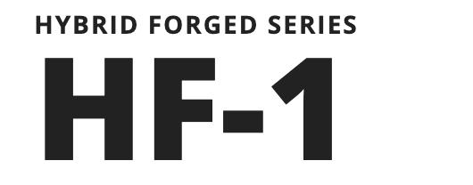 Vossen Wheels HF-1 logo