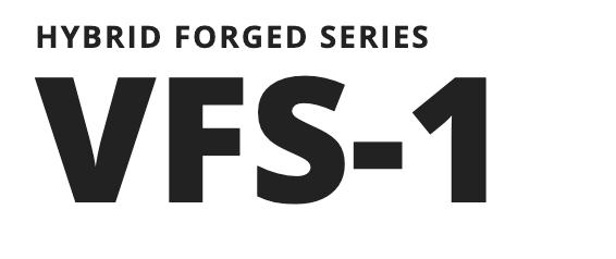 Vossen Wheels VFS-1 logo