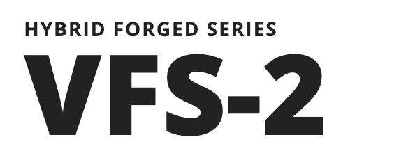 Vossen Wheels VFS-2 logo