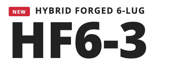 Vossen Forged HF6-3 logo