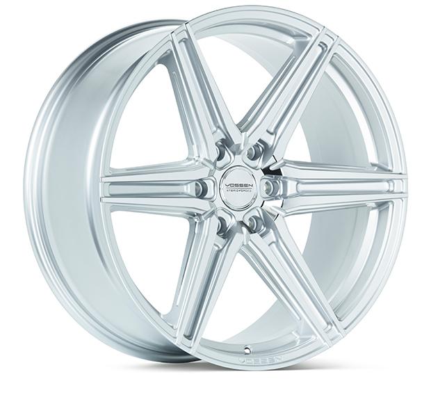 HF6 Silver Polished