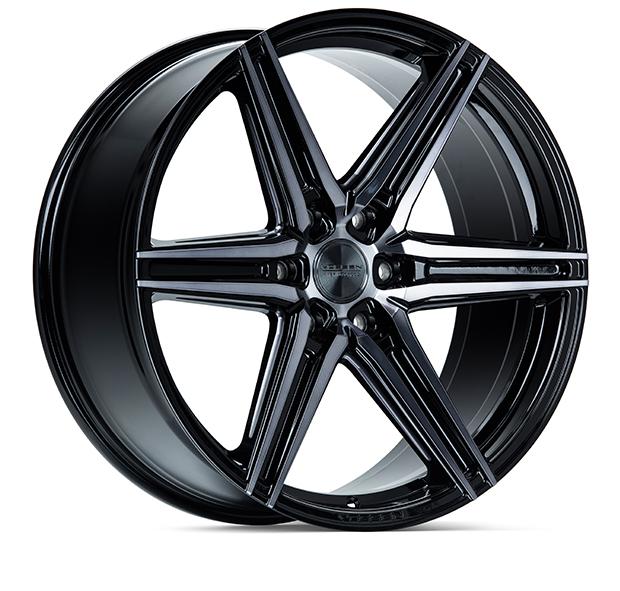HF6-2 Tinted Gloss Black