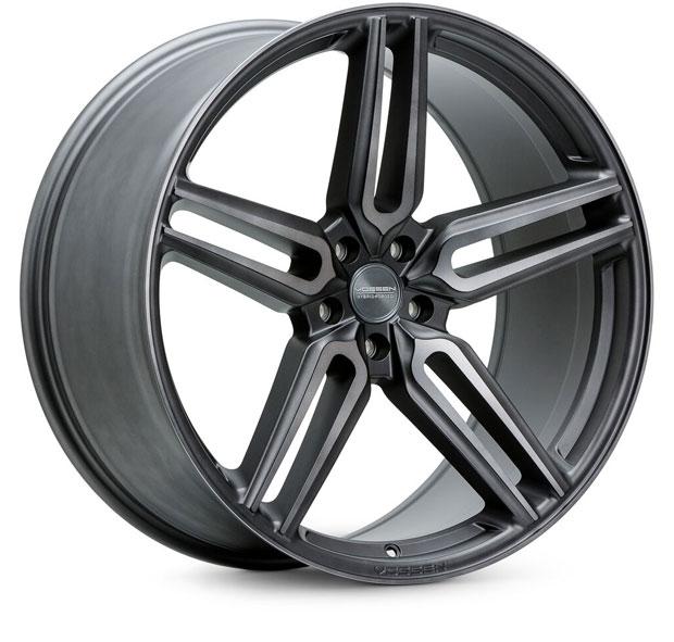 Vossen Wheels Tinted Matte Gunmetal